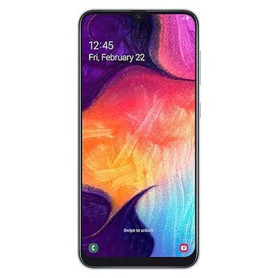Samsung Galaxy A50 128GB White Unlocked - Sim-Free Mobile Phone