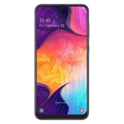 Samsung Galaxy A50 128GB Black Unlocked - Sim-Free Mobile Phone