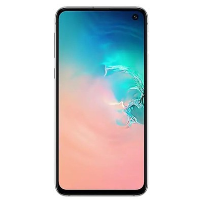 Samsung Galaxy s10e 128GB Prism Silver Unlocked - Sim-Free Mobile Phone