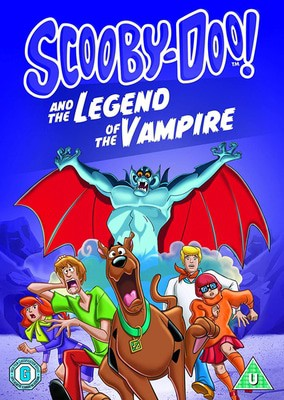 Scooby Doo And The Legend Of The Vampire Dvd Musicmagpie Store