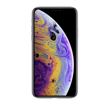 Apple iPhone XS 64GB Silver Unlocked - Sim-Free Mobile Phone