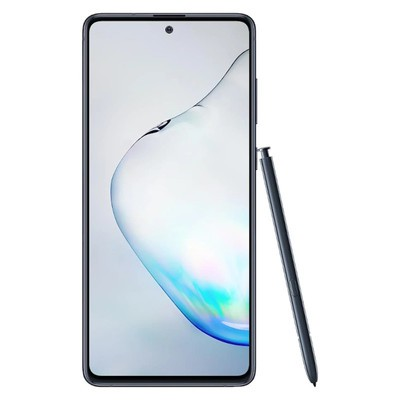 Samsung Galaxy Note 10 Lite 128GB Aura Black Unlocked - Sim-Free Mobile Phone