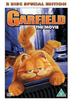 Garfield The Movie Two Disc Special Edi Dvd Musicmagpie Store