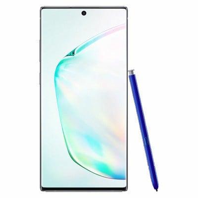 Samsung Galaxy Note 10+ 256GB Aura Glow Unlocked - Sim-Free Mobile Phone