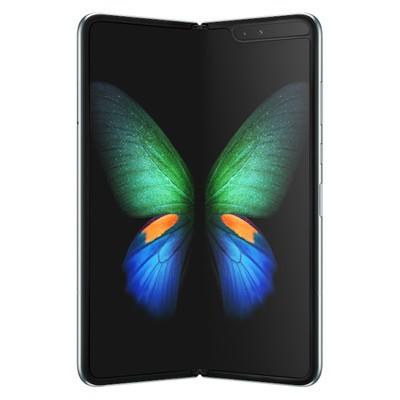 Samsung Galaxy Fold 5G 512GB Space Silver Unlocked - Sim-Free Mobile Phone