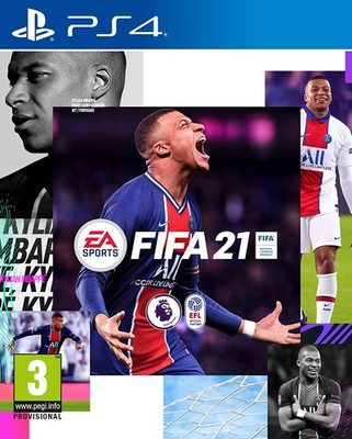 FIFA 21 for PlayStation 4 - Preorder