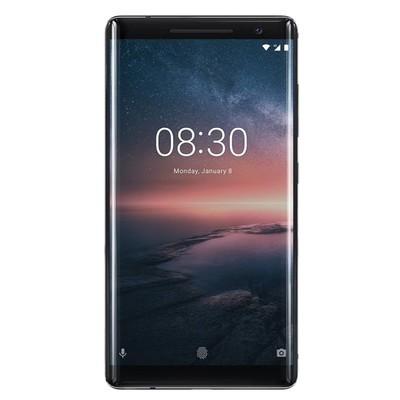 Nokia 8 Sirocco 128GB Black Unlocked - Sim-Free Mobile Phone