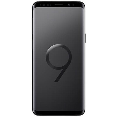 Samsung Galaxy S9 256GB Black Unlocked - Sim-Free Mobile Phone