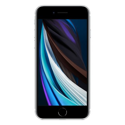 Apple iPhone SE 2020 64GB White Unlocked - Sim-Free Mobile Phone