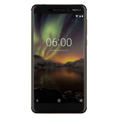 Nokia 6 2018 32GB White - Iron Unlocked - Sim-Free Mobile Phone
