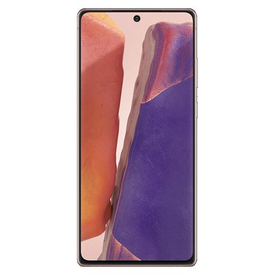 Samsung Galaxy Note20 256GB Mystic Bronze Unlocked - Sim-Free Mobile Phone