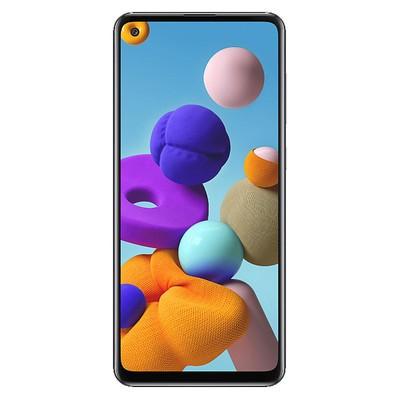 Samsung Galaxy A21s 32GB Black Unlocked - Sim-Free Mobile Phone