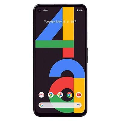Google Pixel 4a 4G 128GB Just Black Unlocked - Sim-Free Mobile Phone