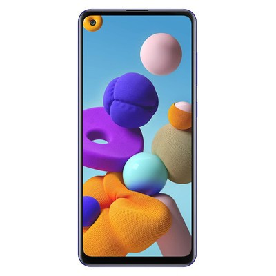 Samsung Galaxy A21s 32GB Blue Unlocked - Sim-Free Mobile Phone