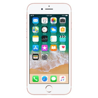 Apple iPhone 7 32GB Rose Gold Unlocked - Sim-Free Mobile Phone
