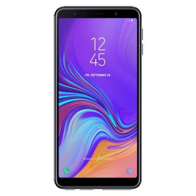 Samsung Galaxy A7 2018 128GB Black Unlocked - Sim-Free Mobile Phone