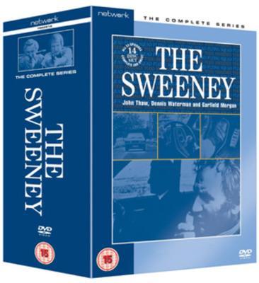 The Sweeney Box Set Vanilla Version D Dvd