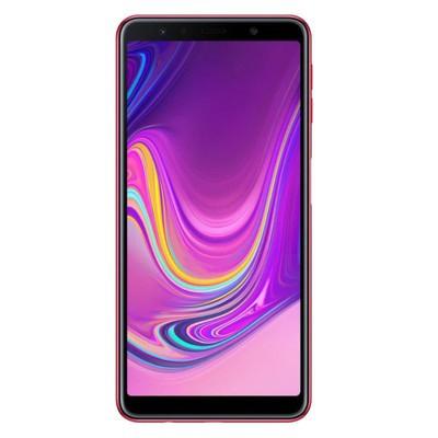 Samsung Galaxy A7 2018 64GB Pink Unlocked - Sim-Free Mobile Phone