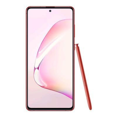 Samsung Galaxy Note 10 Lite 128GB Aura Red Unlocked - Sim-Free Mobile Phone