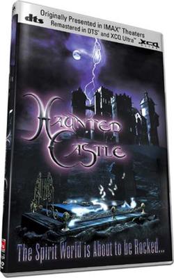 Haunted Castle Dvd 2001 Dvd Musicmagpie Store