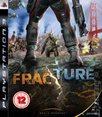 Cheapest price of Fracture PS3 Game in new is £19.49
