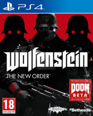 Compare Sony Computer Entertainment new Wolfenstein The New Order PS4 Game in UK