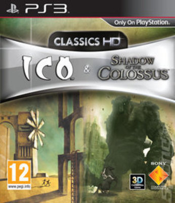 Cheapest price of ICO and Shadow of the Colossus Collection PS3 Game in used is £16.79