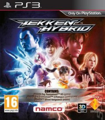 Compare Sony Computer Entertainment used Tekken Hybrid PS3 Game in UK