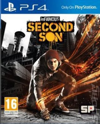 Cheapest price of inFAMOUS Second Son PS4 Game in used is £7.79