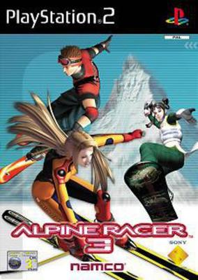 Compare Sony Computer Entertainment used Alpine Racer 3 PS2 Game in UK