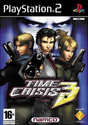 Compare Sony Computer Entertainment used Time Crisis 3 PS2 Game in UK