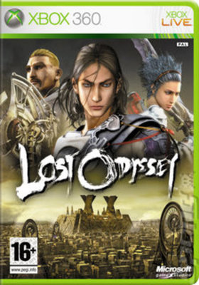 Compare Microsoft used Lost Odyssey XBOX 360 Game in UK