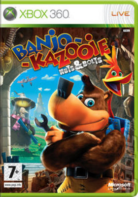 Compare prices for Banjo-Kazooie Nuts and Bolts XBOX 360 Game
