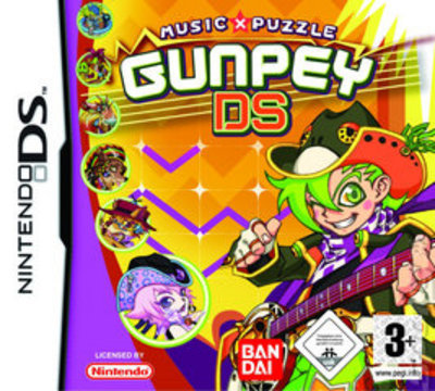 Compare Nintendo used Gunpey DS Nintendo DS Game in UK