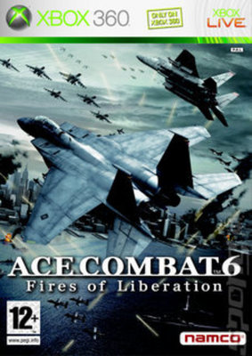 Compare prices with Phone Retailers Comaprison to buy a Ace Combat 6 Fires of Liberation XBOX 360 Game