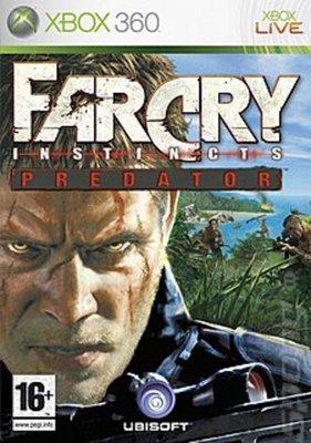 Far Cry Instincts Predator Xbox 360 Xbox 360 Musicmagpie Store