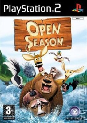 Compare Sony Computer Entertainment used Open Season PS2 Game in UK