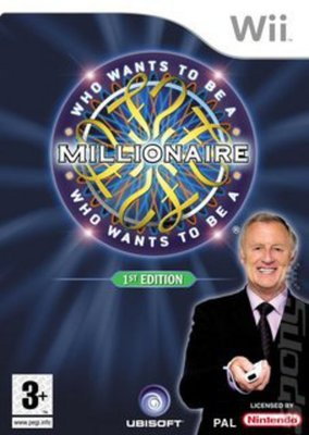 Cheapest price of Who Wants to be a Millionaire Nintendo Wii Game in used is £2.99