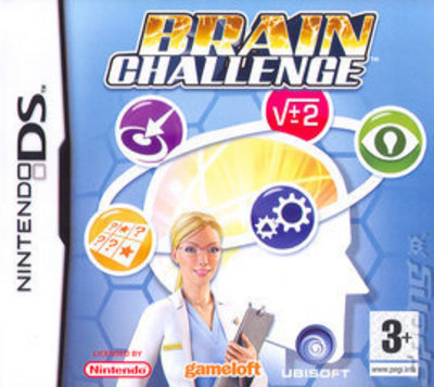 Compare Nintendo used Brain Challenge Nintendo DS Game in UK