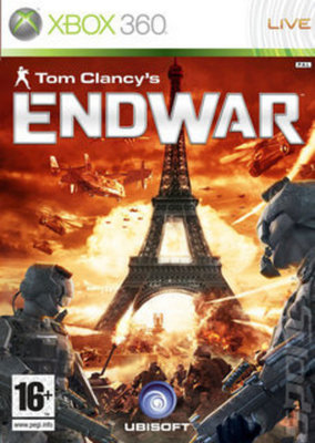 Cheapest price of Tom Clancys EndWar XBOX 360 Game in used is £2.99