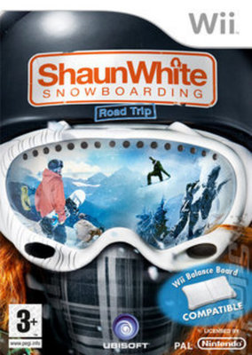 Compare Nintendo used Shaun White Snowboarding Road Trip Nintendo Wii Game in UK