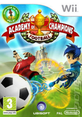 Compare prices for Academy of Champions Nintendo Wii Game