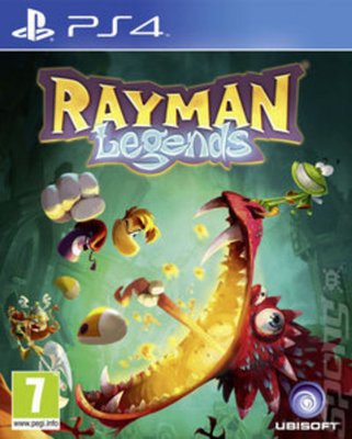 Compare Sony Computer Entertainment new Rayman Legends PS4 Game in UK