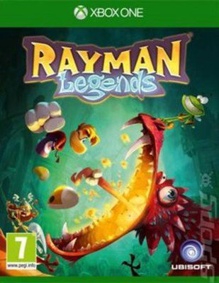 Compare Microsoft new Rayman Legends XBOX ONE Game in UK