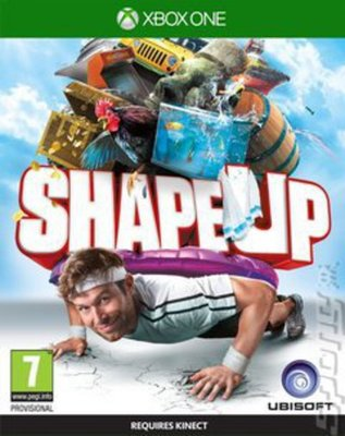 Compare Microsoft used Shape Up XBOX ONE Game in UK