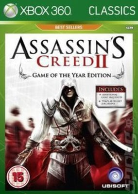 Compare prices for Assassins Creed II Game of the Year Edition XBOX 360 Game