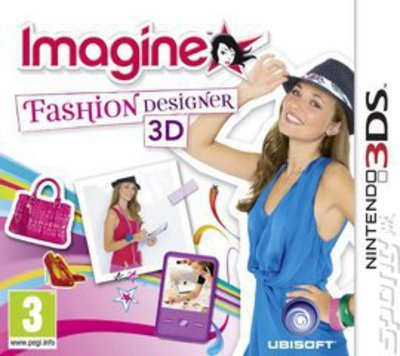 Cheapest price of Imagine Fashion Designer Nintendo 3DS Game in used is £4.39