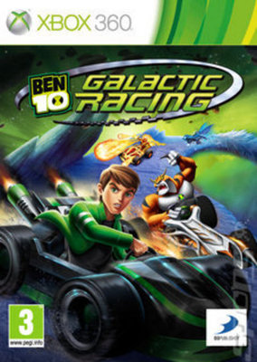 Compare prices for Ben 10 Galactic Racing XBOX 360 Game