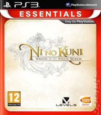 Cheapest price of Ni No Kuni The Wrath of the White Witch PS3 Game in new is £15.49
