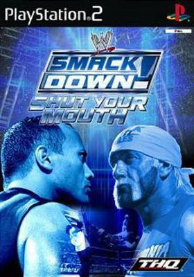 Compare Sony Computer Entertainment used WWE Smackdown Shut Your Mouth PS2 Game in UK